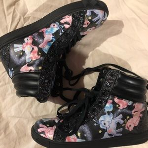 Iron Fist Shoes - Iron Fist My Little Pony Celestial Sneaker